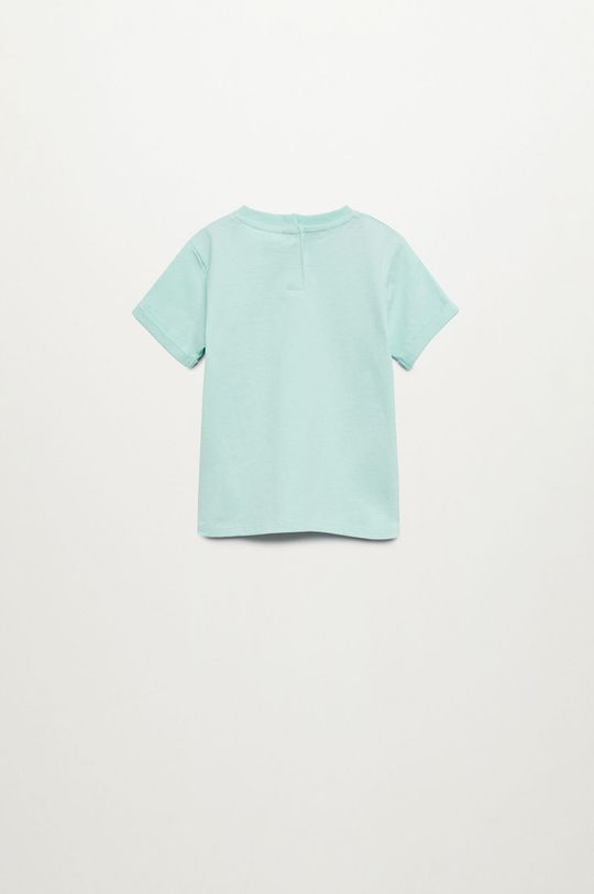 Mango Kids - Dětské tričko Beach 80-104 cm  100% Bavlna