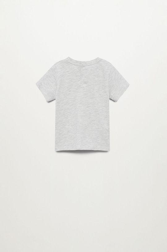 Mango Kids - T-shirt dziecięcy Ready 80-104 cm 98 % Bawełna, 2 % Wiskoza