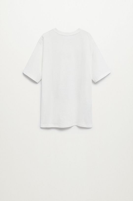 Mango Kids - T-shirt dziecięcy Cali 116-164 cm 100 % Bawełna organiczna