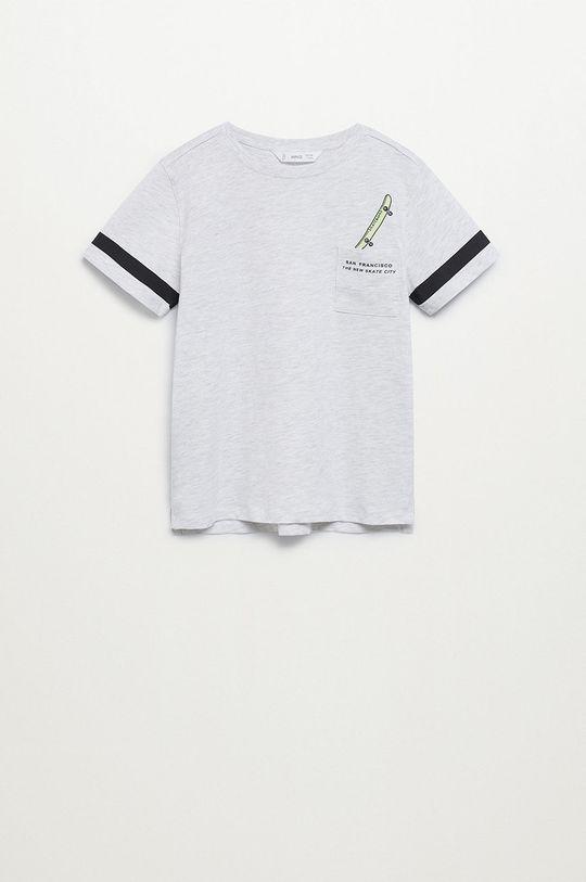 Mango Kids - Detské tričko Sport 110-164 cm Chlapčenský