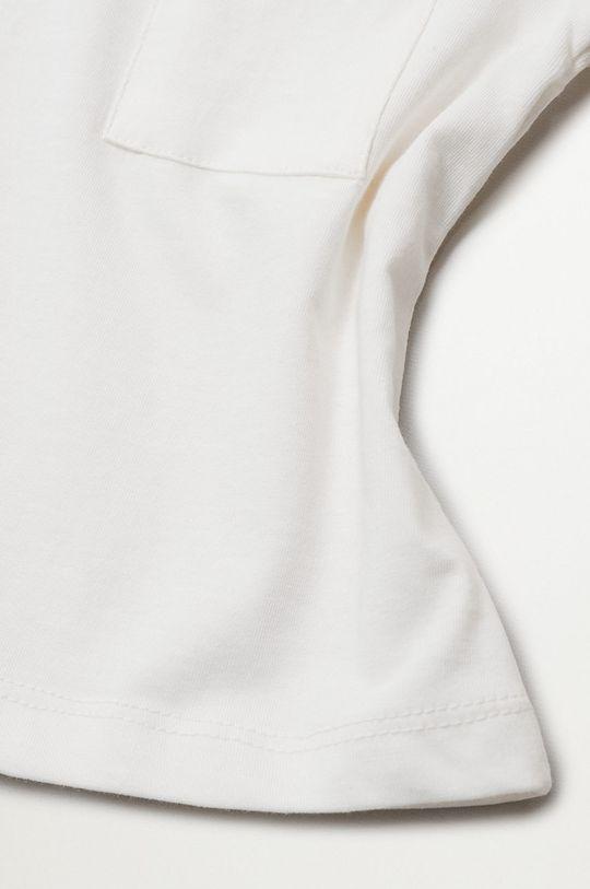 Mango Kids - T-shirt dziecięcy Amelio 80-104 cm Chłopięcy