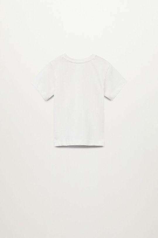 Mango Kids - T-shirt dziecięcy Amelio 80-104 cm