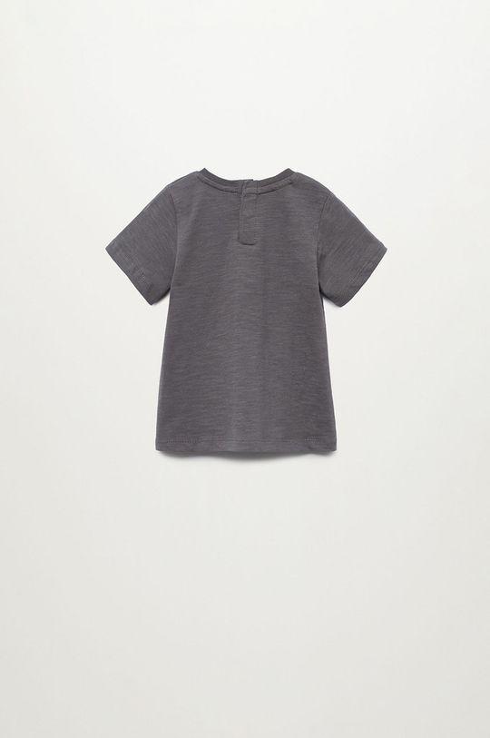 Mango Kids - T-shirt dziecięcy Luis 80-104 cm 100 % Bawełna
