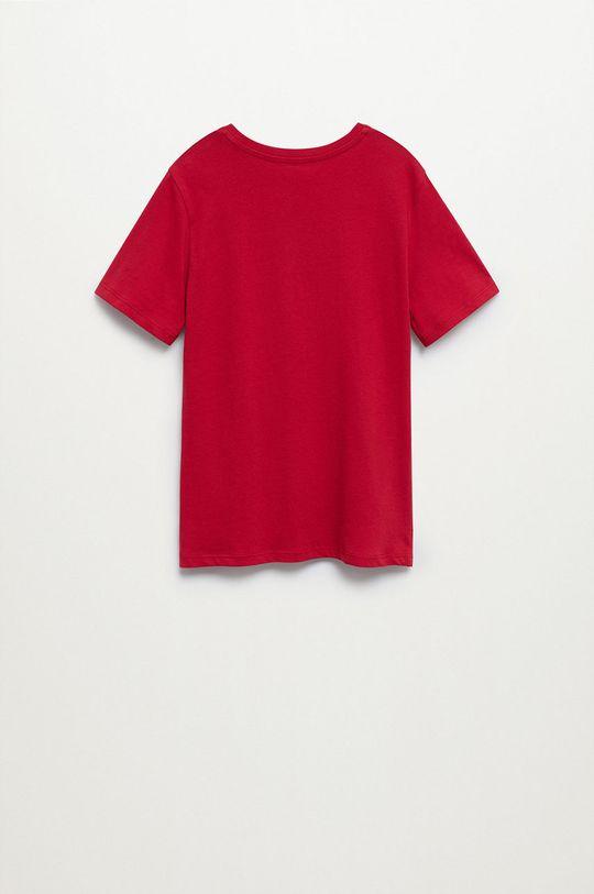 Mango Kids - T-shirt dziecięcy Coco8 110-152 cm 100 % Bawełna organiczna