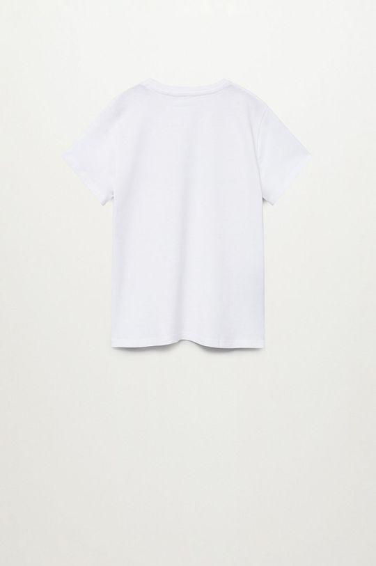 Mango Kids - T-shirt dziecięcy Sand 116-164 cm