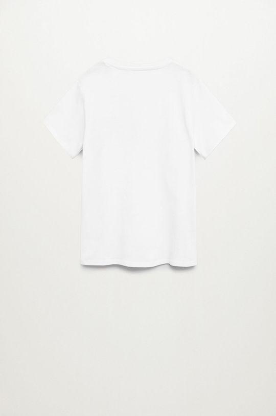 Mango Kids - T-shirt dziecięcy SURFER 100 % Bawełna