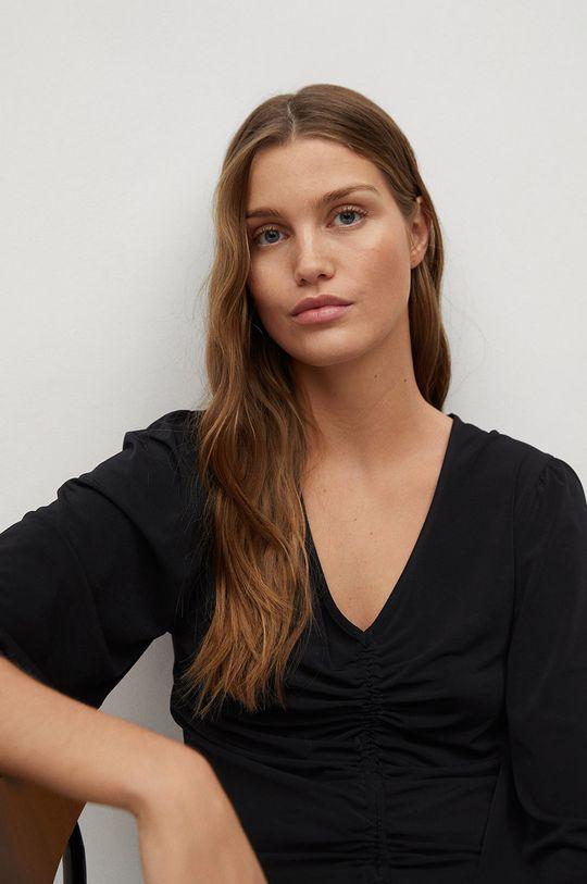 Mango - Bluza TIZA De femei