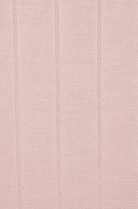 Mango - Longsleeve BARCA różowy