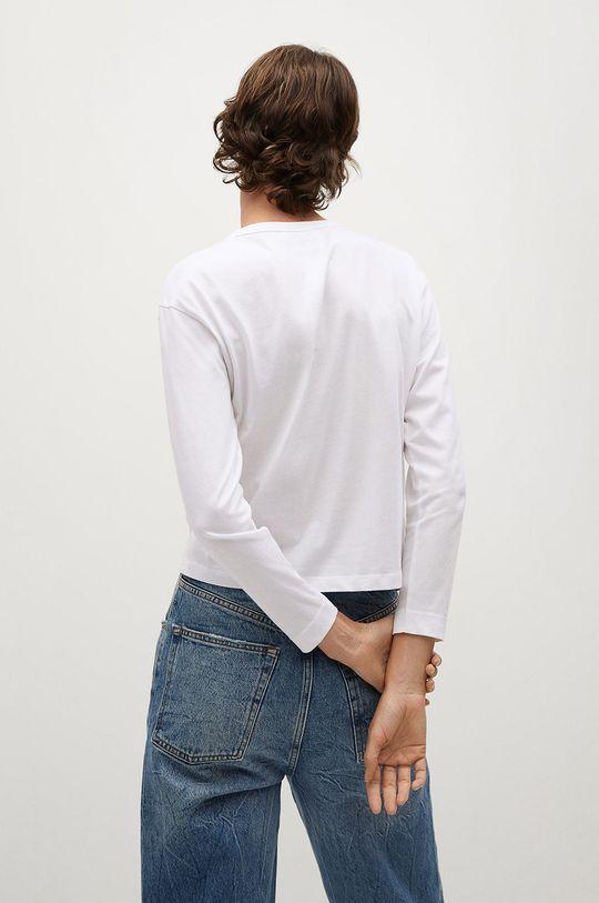 Mango - Tričko s dlouhým rukávem STAR  100% Organická bavlna