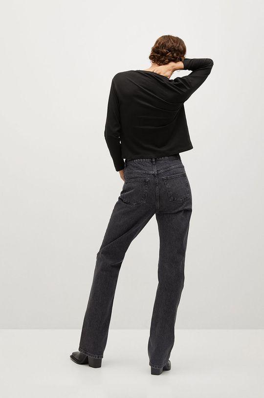 Mango - Tričko s dlhým rukávom STAR  100% Organická bavlna