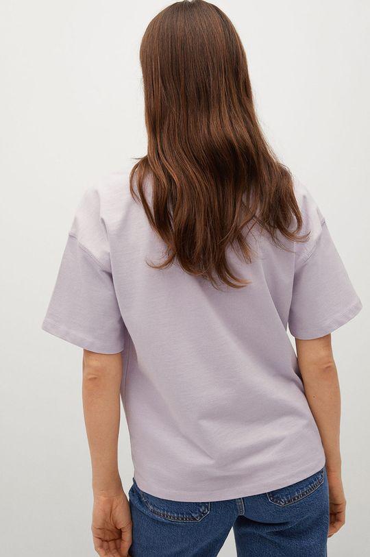 Mango - T-shirt Pstbig 100 % Bawełna