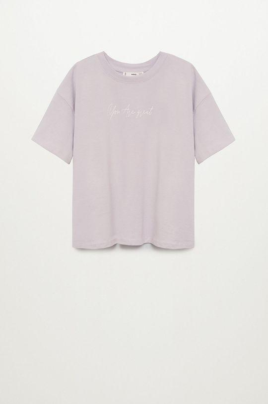 Mango - T-shirt Pstbig