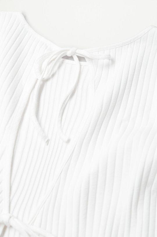 Mango - Tričko s dlouhým rukávem Martine