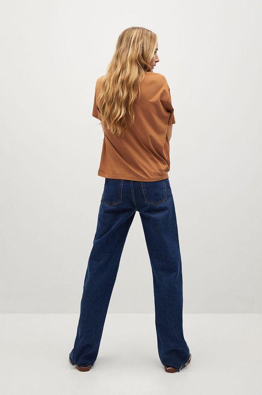 Mango - Tričko PSTEXT  100% Organická bavlna