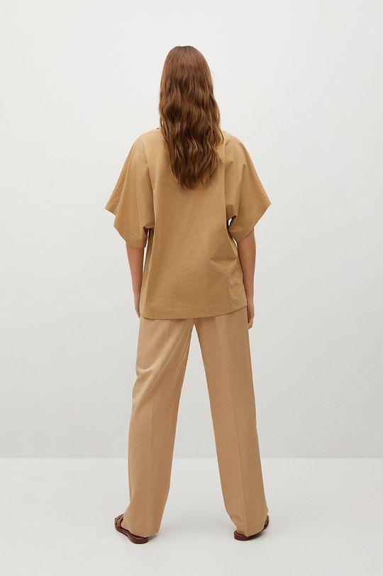 Mango - Tričko LUPE  100% Organická bavlna