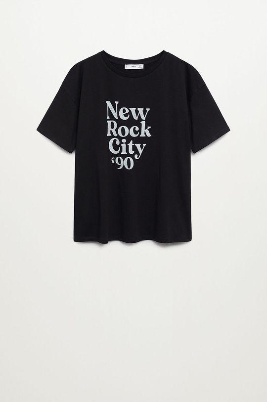 Mango - T-shirt Pstcity