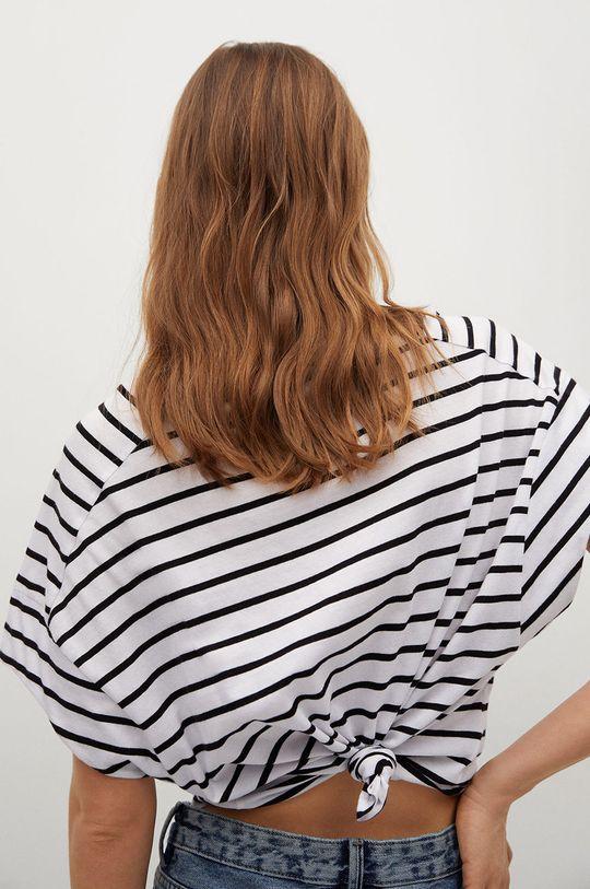 Mango - T-shirt Miley 100 % Bawełna organiczna