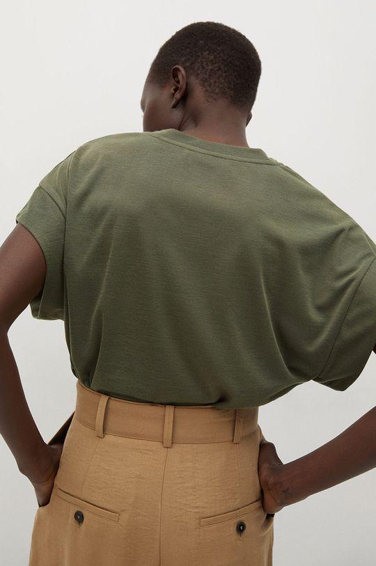 Mango - Tričko LIRIA  100% Polyester