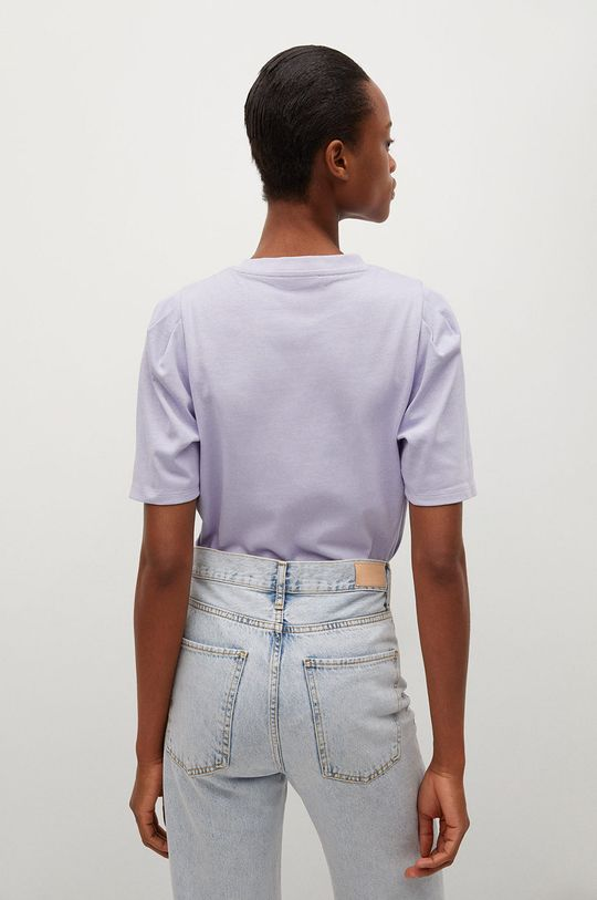 Mango - T-shirt CLAY 100 % Bawełna