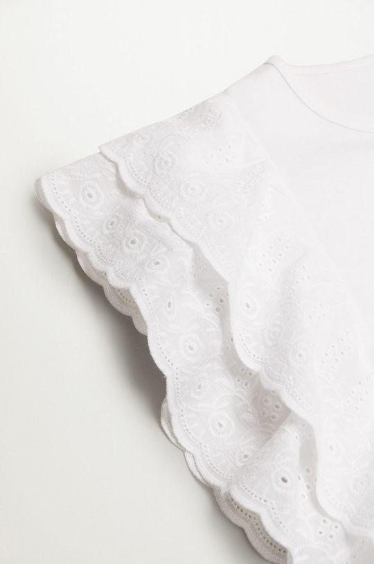 Mango - T-shirt ANIS