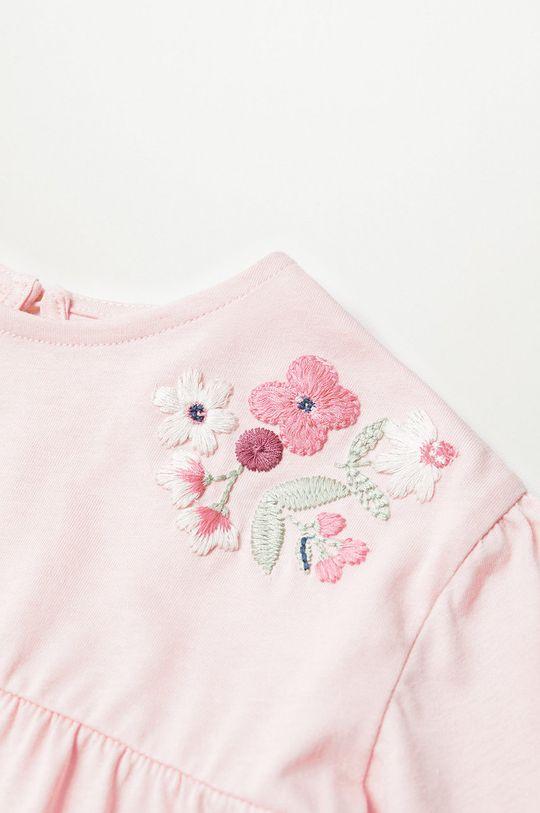 Mango Kids - Detská blúzka ELI ružová
