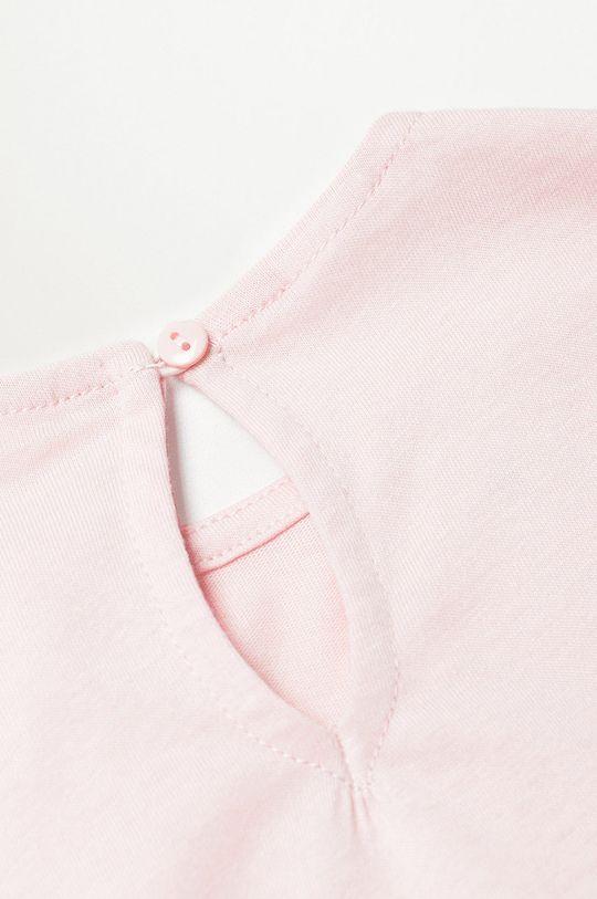 ružová Mango Kids - Detská blúzka ELI