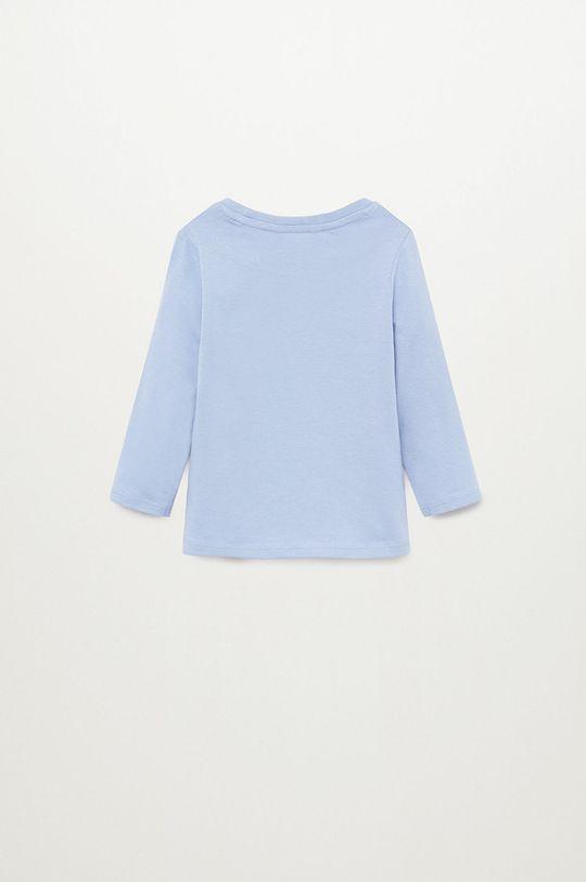 Mango Kids - Detské tričko s dlhým rukávom MARINA  100% Organická bavlna