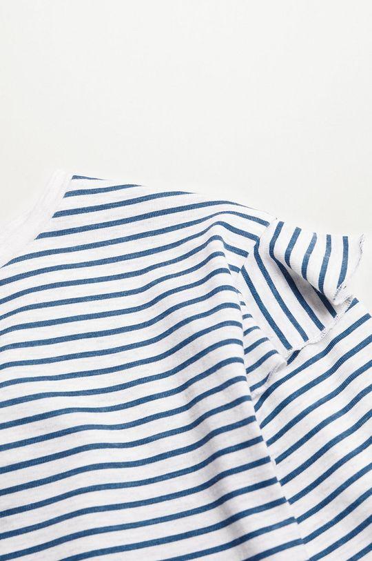 Mango Kids - Detské tričko s dlhým rukávom OLIVIA  100% Organická bavlna