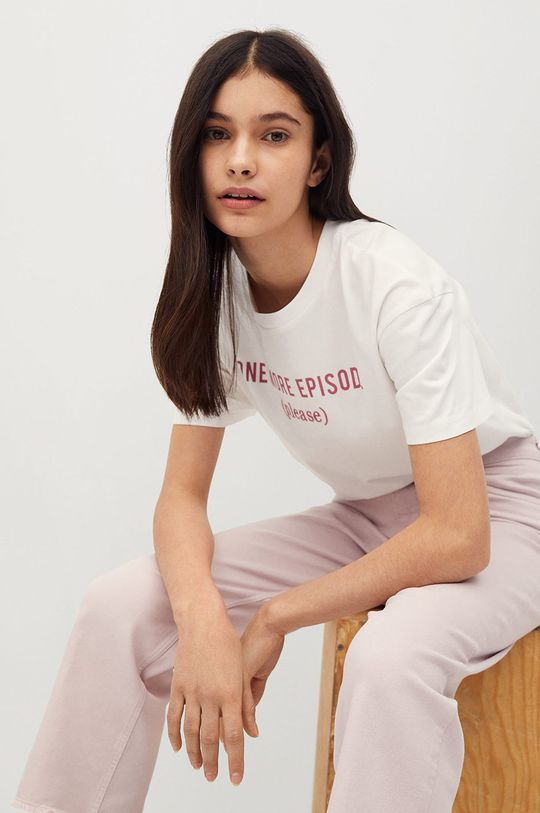 Mango Kids - Detské tričko EPISODE  100% Organická bavlna