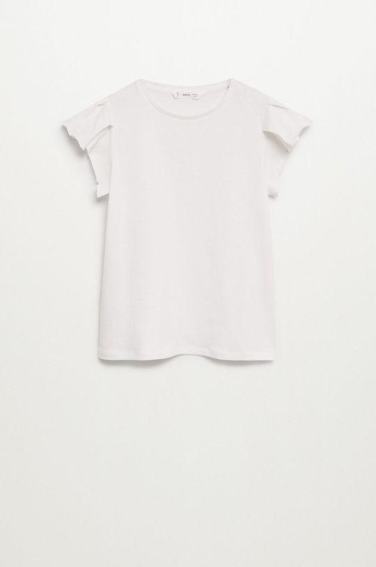 biela Mango Kids - Detské tričko Soft 110-164 cm Dievčenský
