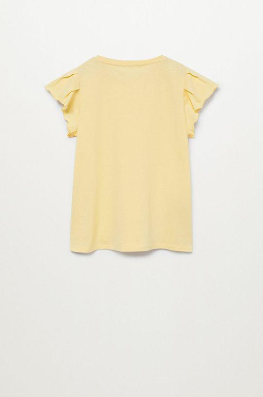 Mango Kids - Detské tričko Soft 110-164 cm  100% Organická bavlna