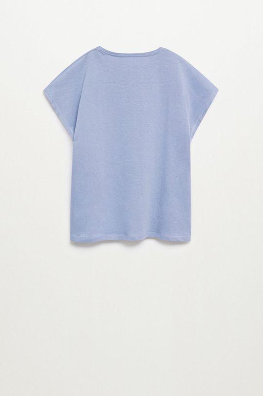Mango Kids - Dětské tričko SPORT modrá