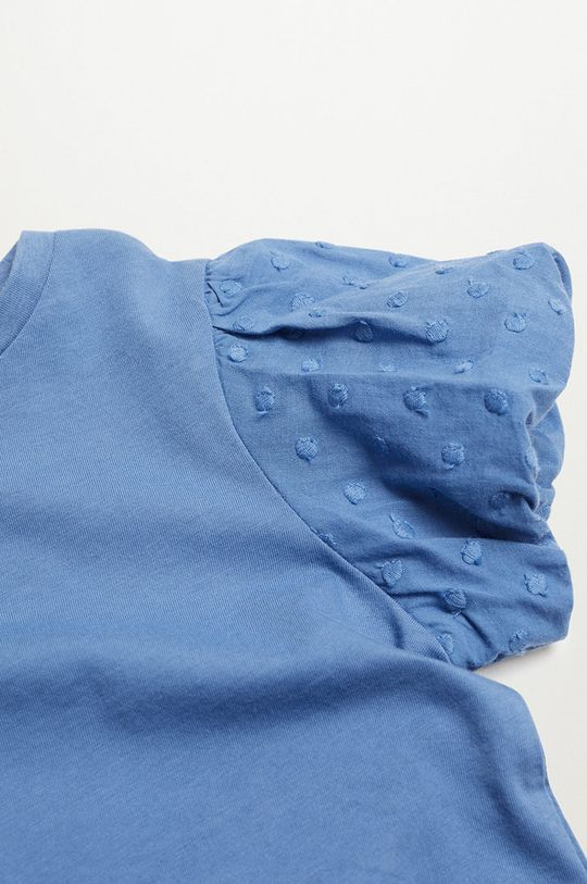 Mango Kids - Dětské tričko PLUME  100% Bavlna