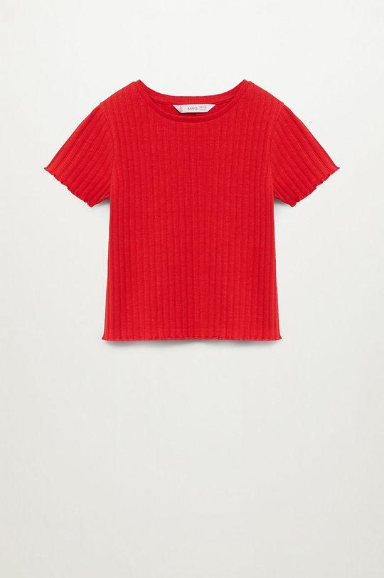 czerwony Mango Kids - T-shirt dziecięcy Jane 116-164 cm Dziewczęcy