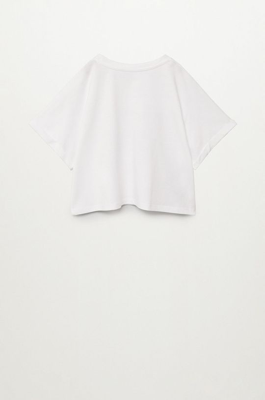 Mango Kids - Detské tričko Vacances 116-164 cm  100% Organická bavlna