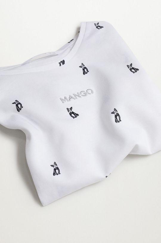 Mango Kids - T-shirt dziecięcy Mangolo-H 116-164 cm 100 % Bawełna organiczna