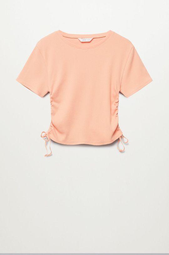 Mango Kids - T-shirt dziecięcy CLARA Dziewczęcy
