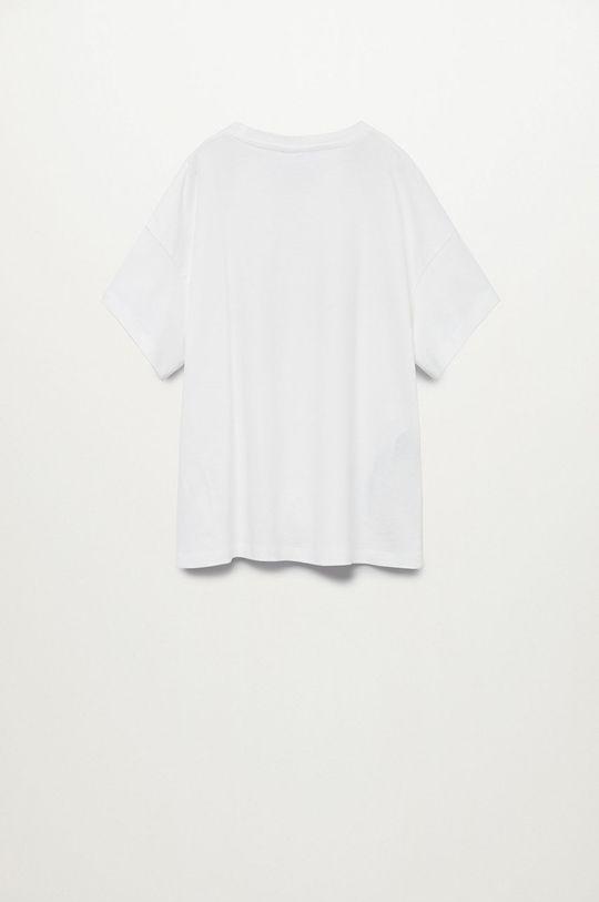 Mango Kids - T-shirt dziecięcy Nica 116-164 cm