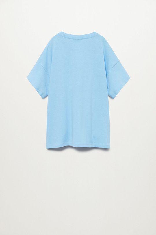 Mango Kids - T-shirt dziecięcy Nica 116-164 cm 100 % Bawełna