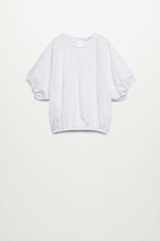 Mango Kids - Detská bavlnená blúzka Terra 116-164 cm