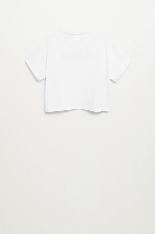 Mango Kids - T-shirt dziecięcy Flow