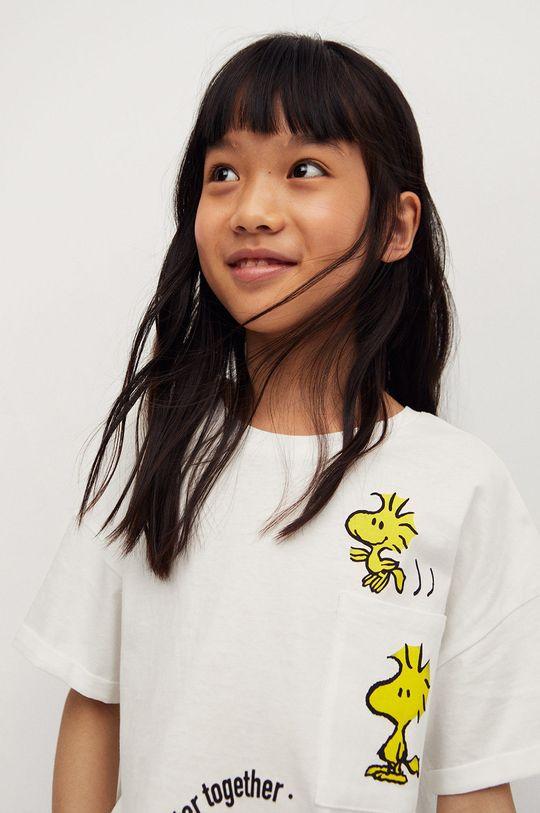 Mango Kids - T-shirt dziecięcy Emilio-I 116-164 cm 100 % Bawełna organiczna