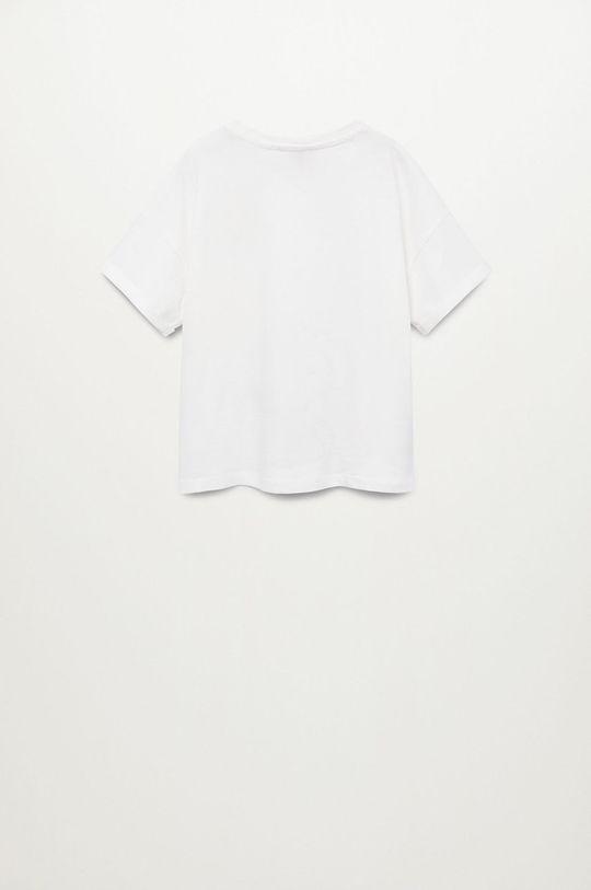 Mango Kids - T-shirt dziecięcy Emilio-I 116-164 cm