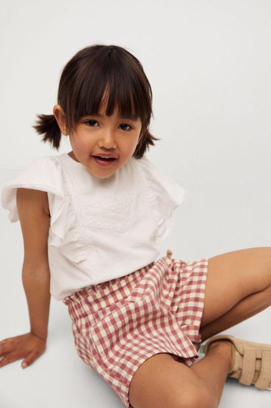 Mango Kids - Detské tričko Priscila 80-104 cm  100% Bavlna