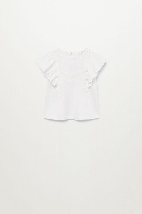Mango Kids - Detské tričko Priscila 80-104 cm