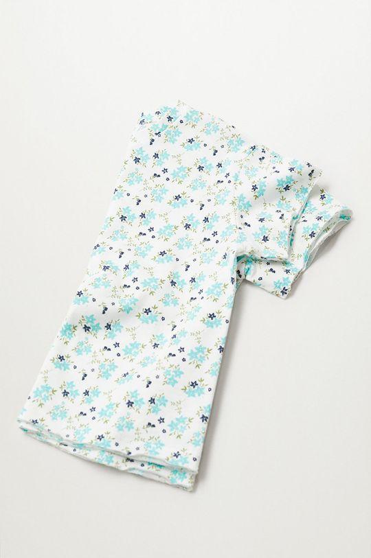 biały Mango Kids - T-shirt dziecięcy Teresa 80-104 cm
