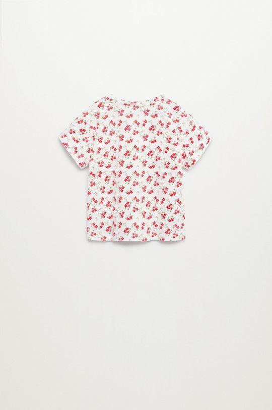 Mango Kids - T-shirt dziecięcy Teresa 80-104 cm 100 % Bawełna