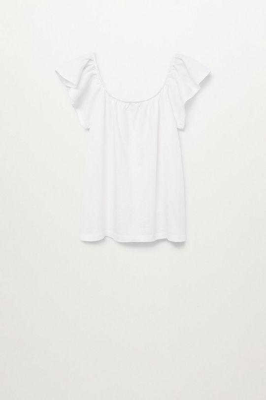 Mango Kids - Bluzka bawełniana dziecięca Geminis 116-164 cm 100 % Bawełna