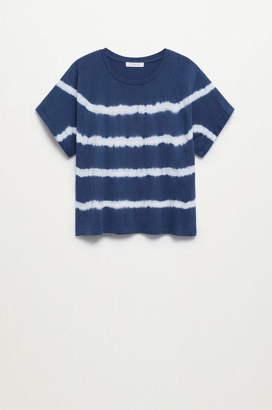 Mango Kids - T-shirt dziecięcy Matcha Dziewczęcy