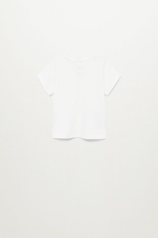 Mango Kids - T-shirt dziecięcy Solet 80-104 cm 100 % Bawełna organiczna